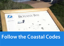 Follow the coastal codes